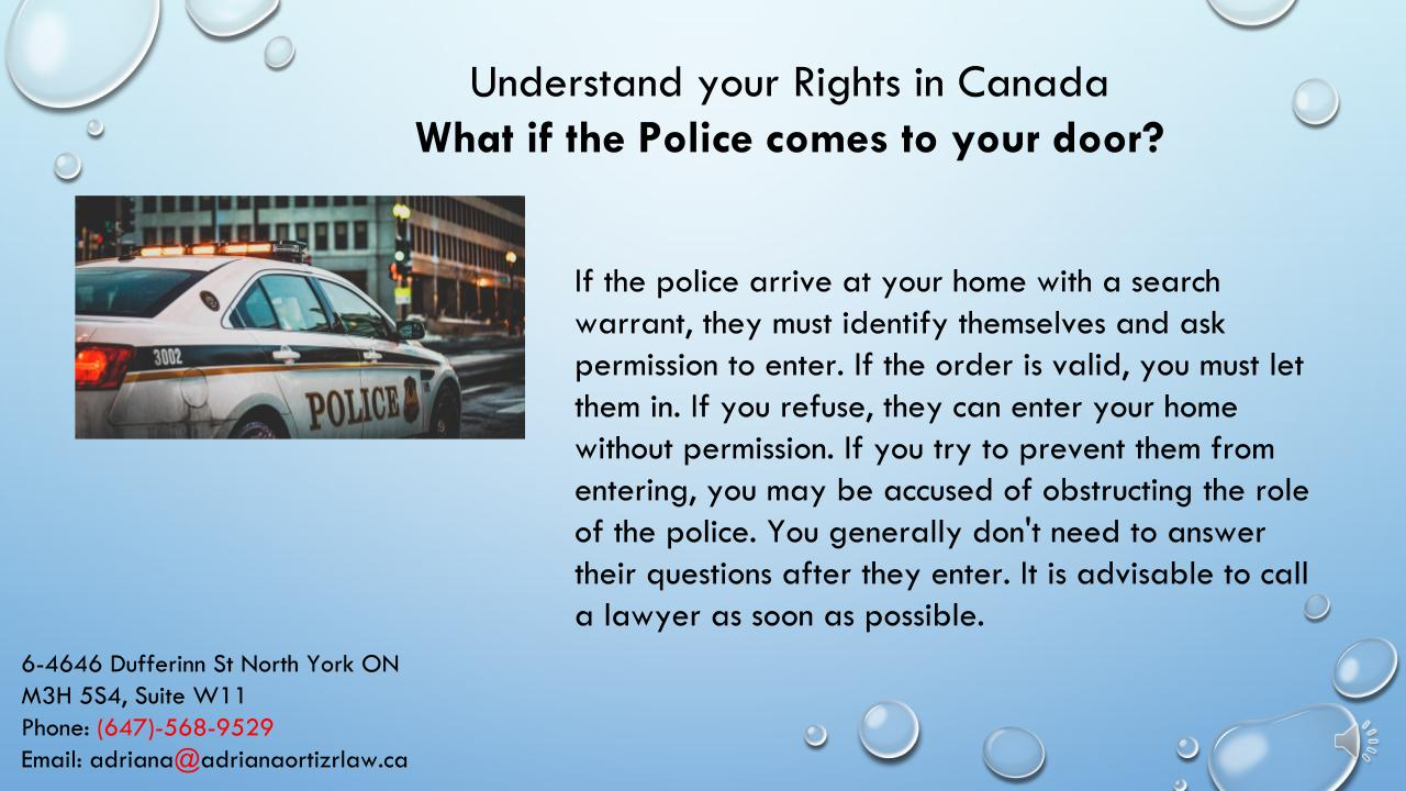 Your rights in Canada English02